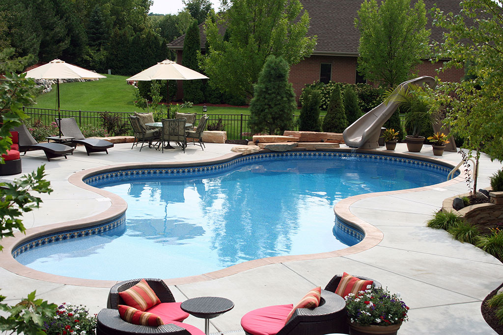 Enlarge This Custom Pool Image